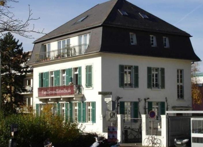 Foto of our Law Office, Hügelstraße 41, Darmstadt